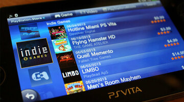 Sony opens PlayStation Vita Indies Games category
