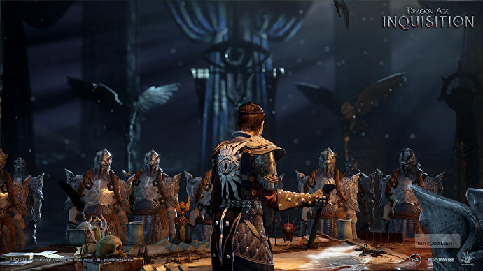 High-res Dragon Age 3 screenshots shows Inquisition