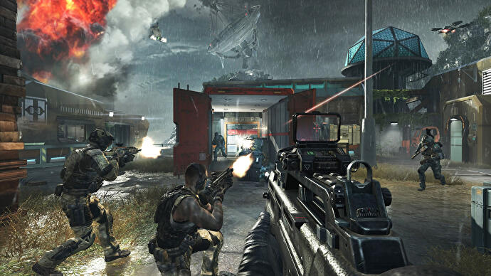 Call of Duty: Black Ops 2 - Vengeance review • Eurogamer.net Call Of Duty Black Ops Vengeance Map Pack on call of duty bo2, which is the best black ops 2 map pack, black ops 2 buried map pack, bo2 vengeance map pack, black ops 2 revolution map pack, black ops 2 apocalypse map pack, black ops 2 uprising map pack, black ops 2 zombies new map pack, black ops 2 orientation map pack,