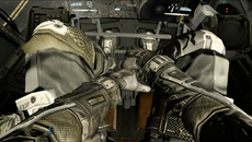 Some sacrifices are necessary to maintain 60fps gameplay. Here, texture and shadow quality show their limitations up close, though this is arguably a worthwhile trade-off given Titanfall's intended focus on the competitive scene.