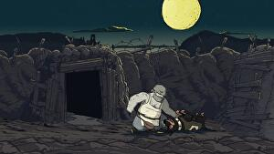 Valiant Hearts: The Great War tells the story of five WW1 survivors