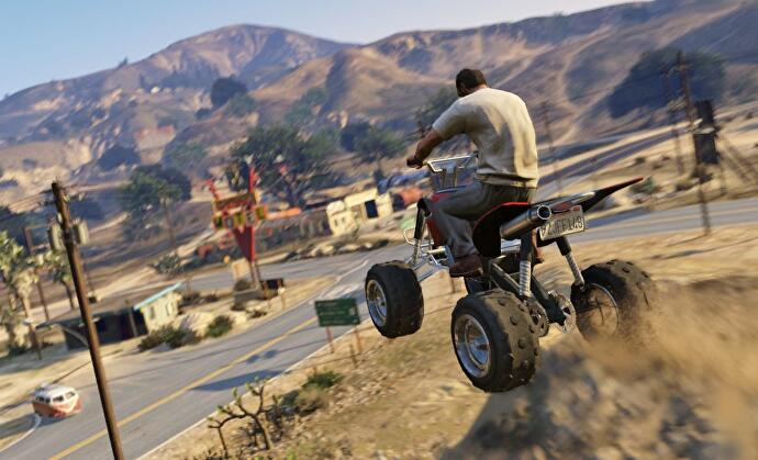 Grand Theft Auto 5 review • Eurogamer net