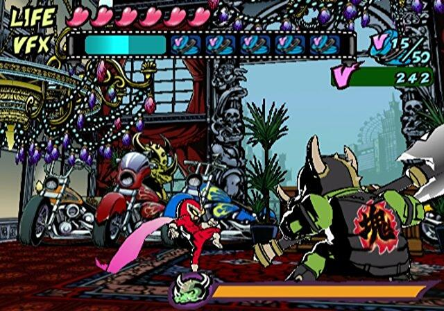 viewtiful joe gamecube gameplay