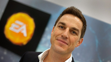 "EA's Wilson ""makes sense"" for CEO job - analysts"