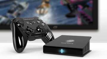 Mad Catz to sell microconsole for $250 in December