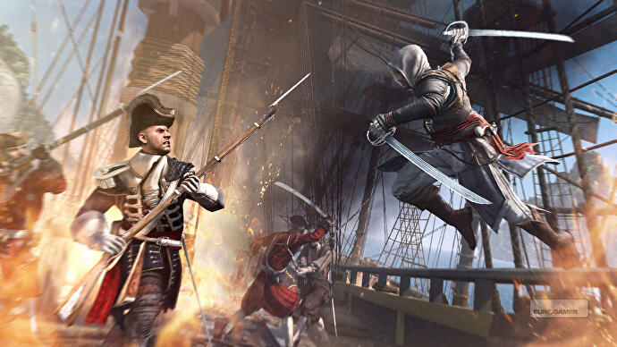 Assassin's Creed 4: Black Flag review • Eurogamer net