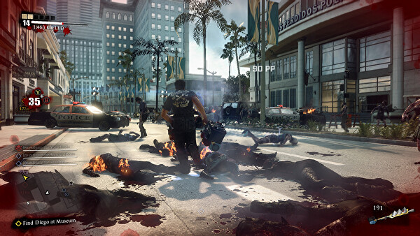 Digital foundry vs dead rising 3 eurogamer dead rising 3 from its best angle capcom vancouver gives us the entirety of los malvernweather Image collections