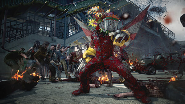 Dead rising 3 review eurogamer we werent able to try it pre launch but dead rising 3 has drop in co op any blueprints or frank statues you find in another players game are saved in malvernweather Image collections