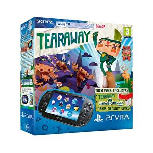 Sony's PlayStation Vita Tearaway bundle currently costs just £140