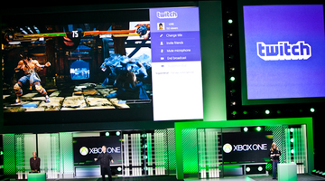 Xbox One Twitch streaming coming in 2014