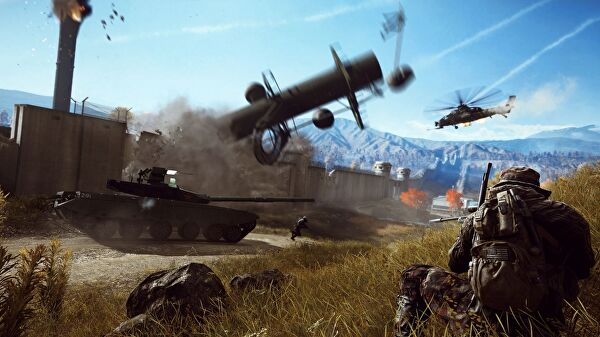 Battlefield 4: Second Assault Review 80
