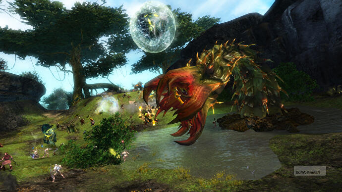 You thought that was it for Guild Wars 2? • Eurogamer net