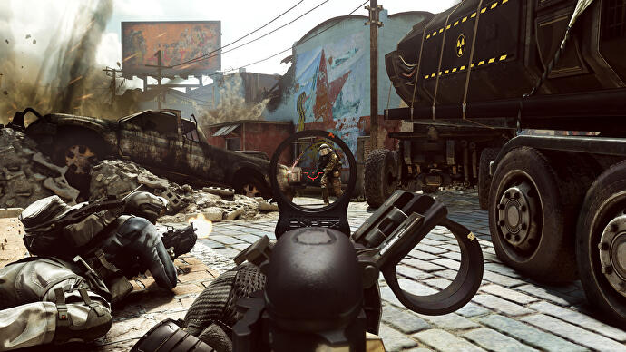 Call of Duty: Ghosts - Onslaught review • Eurogamer.net Call Of Duty Maps Ghost on