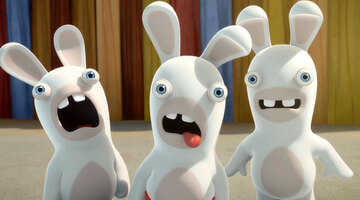 Ubisoft teams with Sony to make Rabbids film
