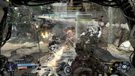 Titanfall is at its best while in motion, and with all alpha effects at full blast.