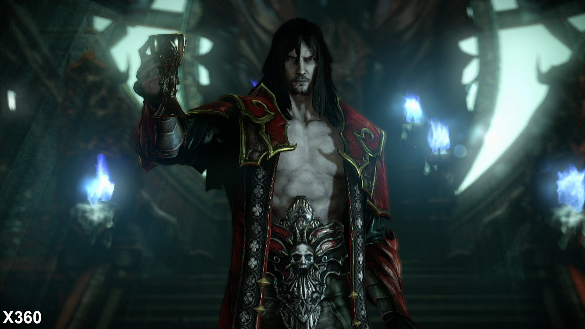 Face Off Castlevania Lords Of Shadow 2 Eurogamer Net
