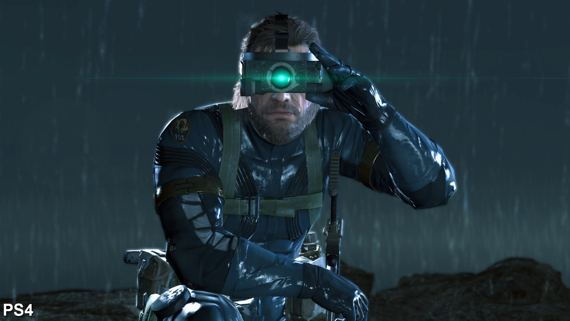 Face Off Metal Gear Solid 5 Ground Zeroes Eurogamernet