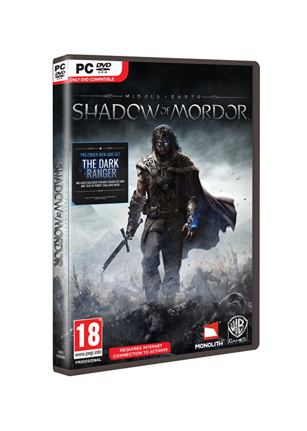 Revelada a capa de Middle-Earth: Shadow of Mordor Jpg