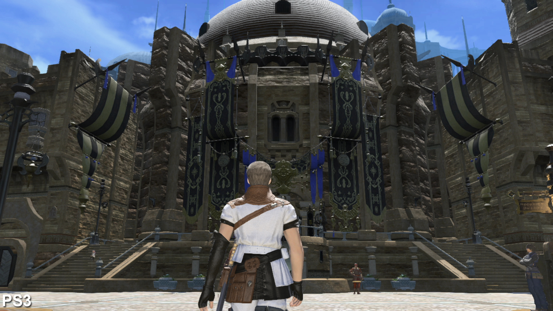 Face-Off: Final Fantasy 14: A Realm Reborn on PS4 • Eurogamer net