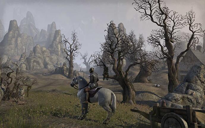 The Elder Scrolls Online review • Eurogamer net