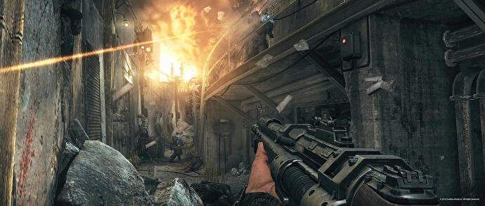 Wolfenstein: The New Order review • Eurogamer net