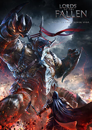 Lords of the Fallen: Don't you call it Dark Souls