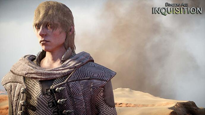 These are your Dragon Age: Inquisition party members