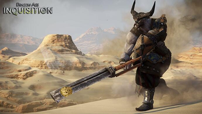 These are your Dragon Age: Inquisition party members • Eurogamer net