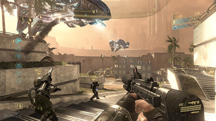 Halo 3: ODST was Bungie's grand experiment that paved the