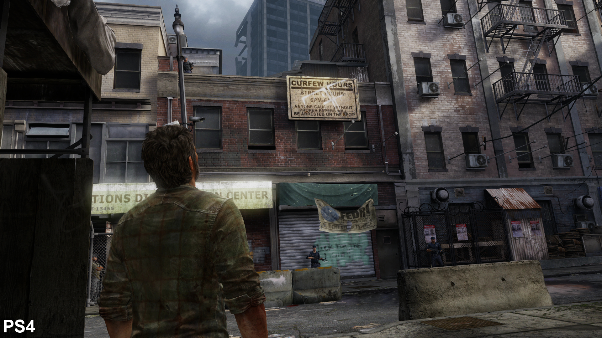 Digital Foundry - Technik-Vergleich: The Last of Us Remastered (PS4 ...