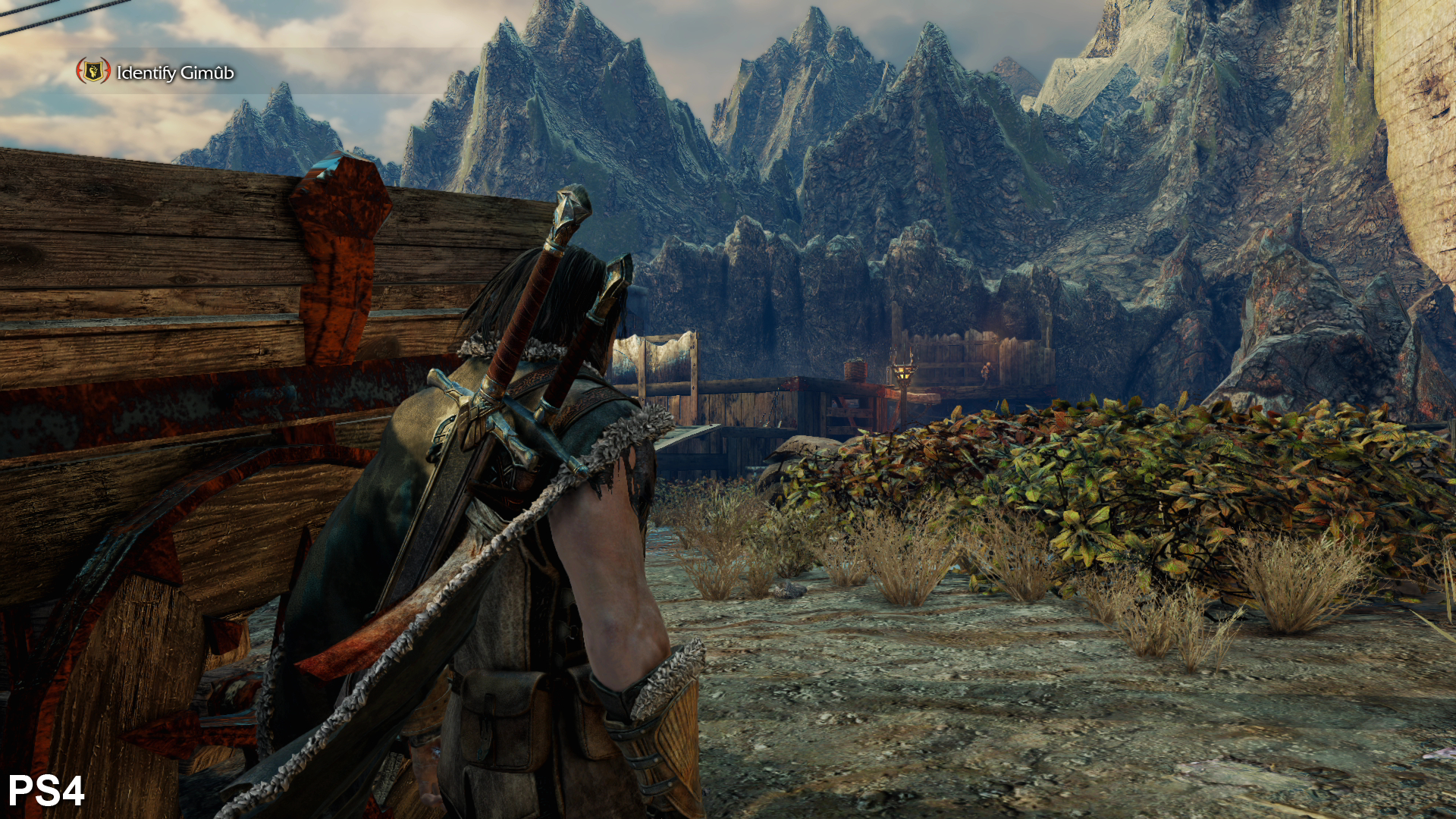 FACE OFF: Shadow of Mordor PS4_001.bmp