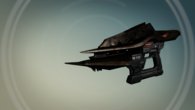 The Dark Below's new fusion rifle.
