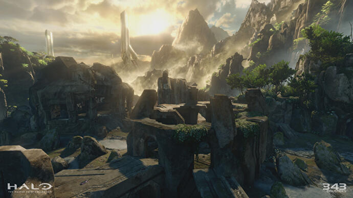 Halo The Master Chief Collection Review Eurogamer Net