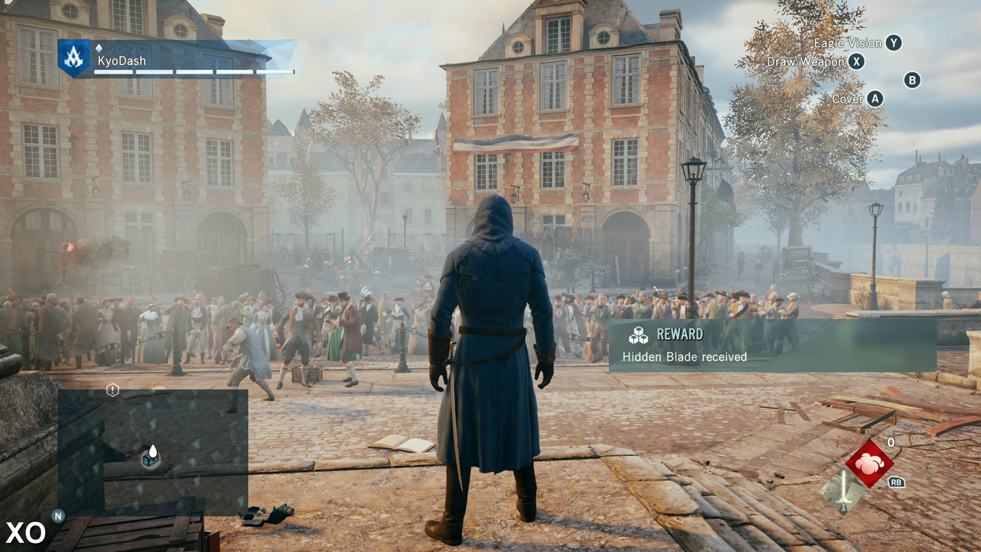 Performance Analysis Assassin S Creed Unity Eurogamer Net