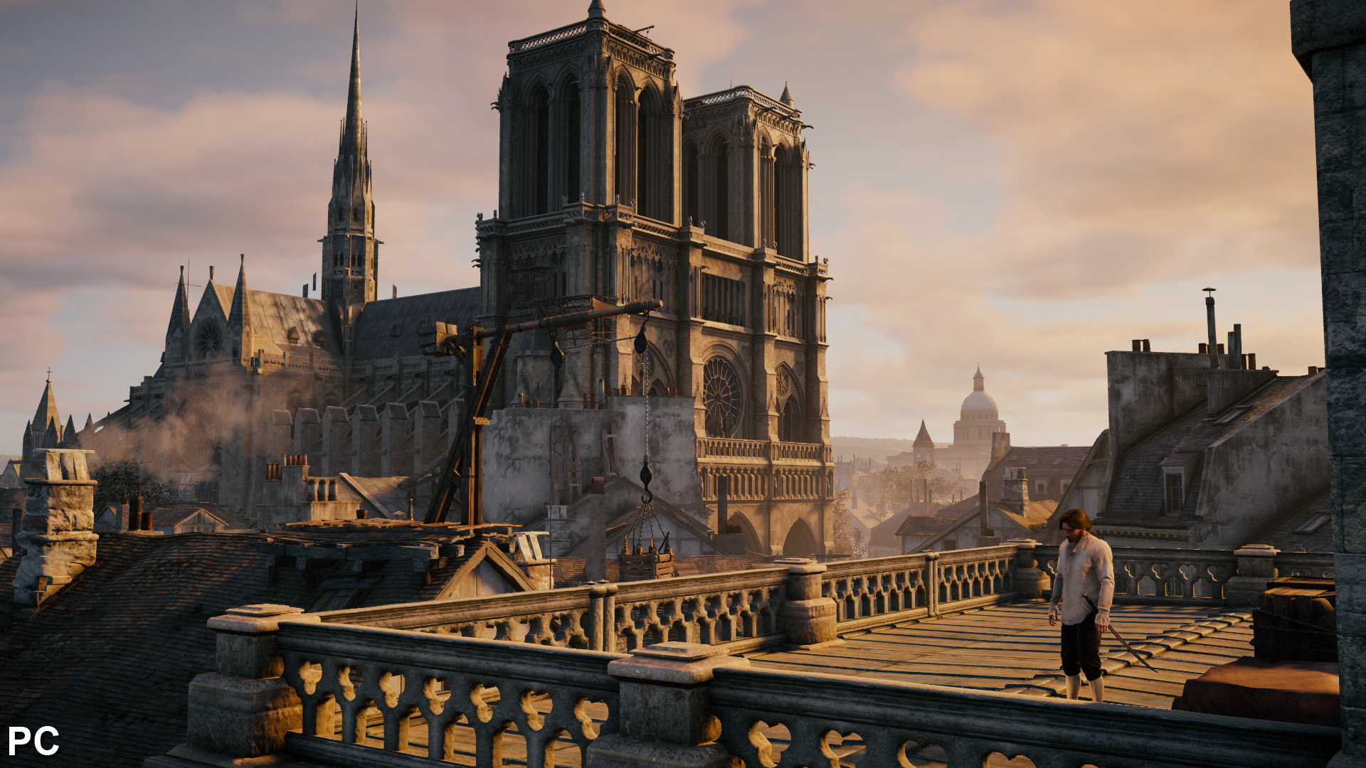 Face Off Assassin S Creed Unity Eurogamer Net