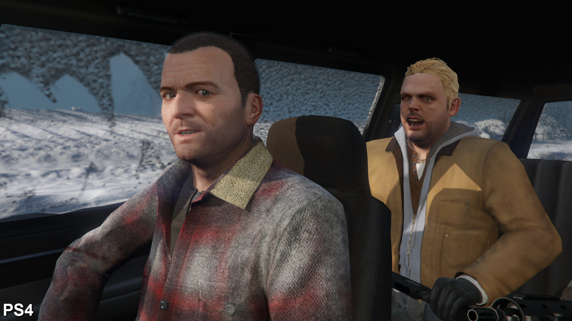 Face-Off: Grand Theft Auto 5 on PS4 and Xbox One