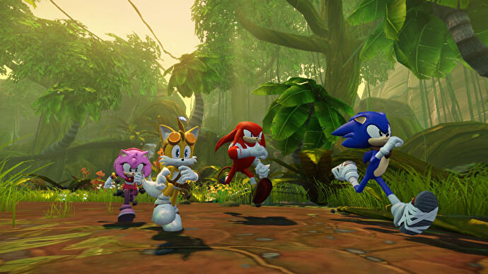 Sonic Boom: Rise of Lyric review • Eurogamer net