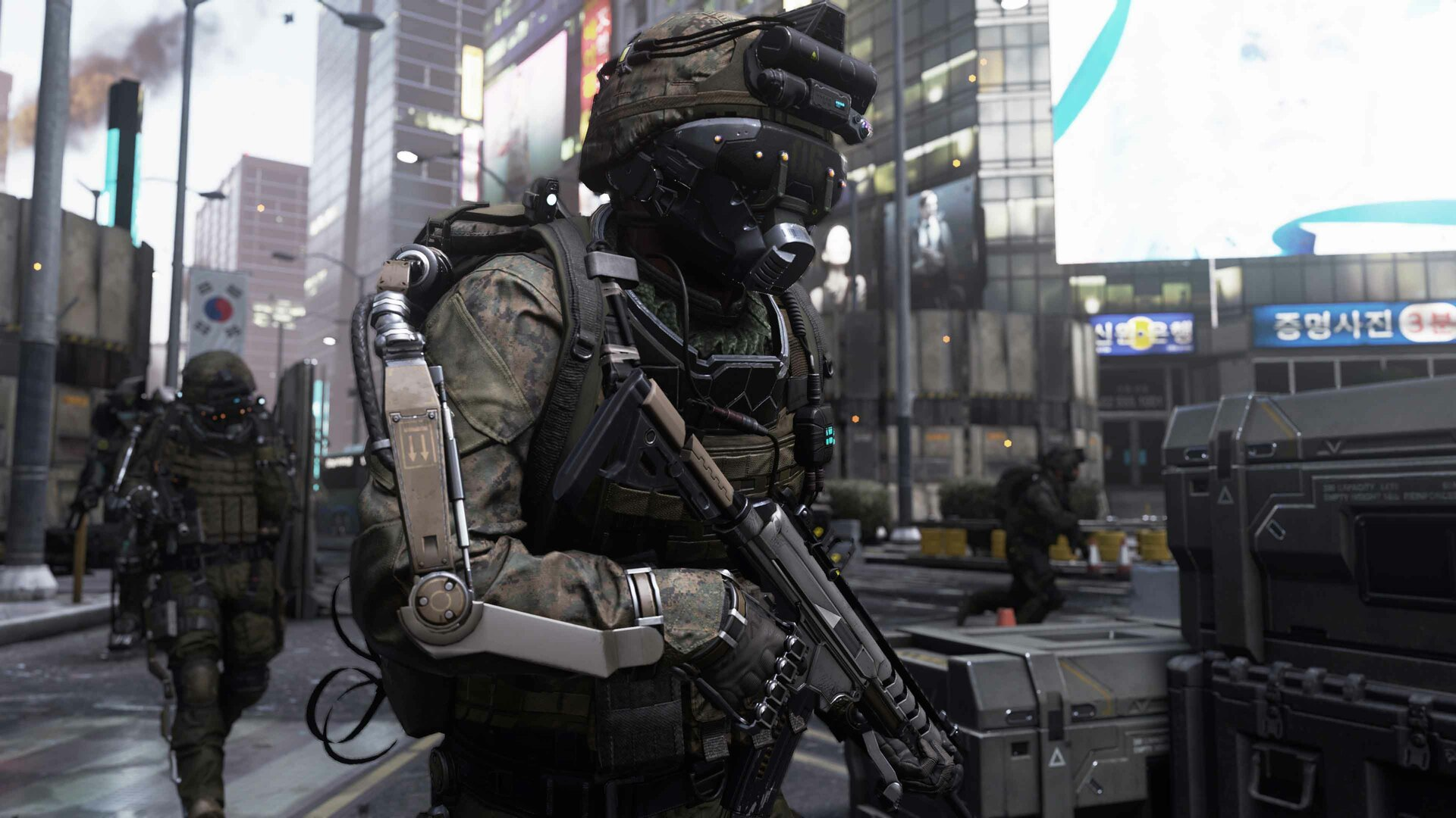 Advanced Warfare sigue número uno en UK