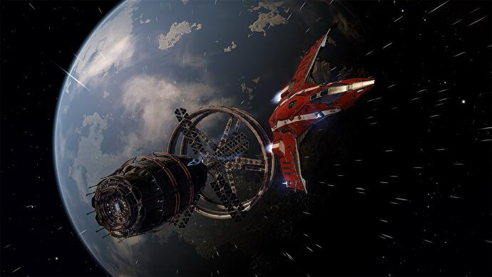 Elite: Dangerous review • Eurogamer net
