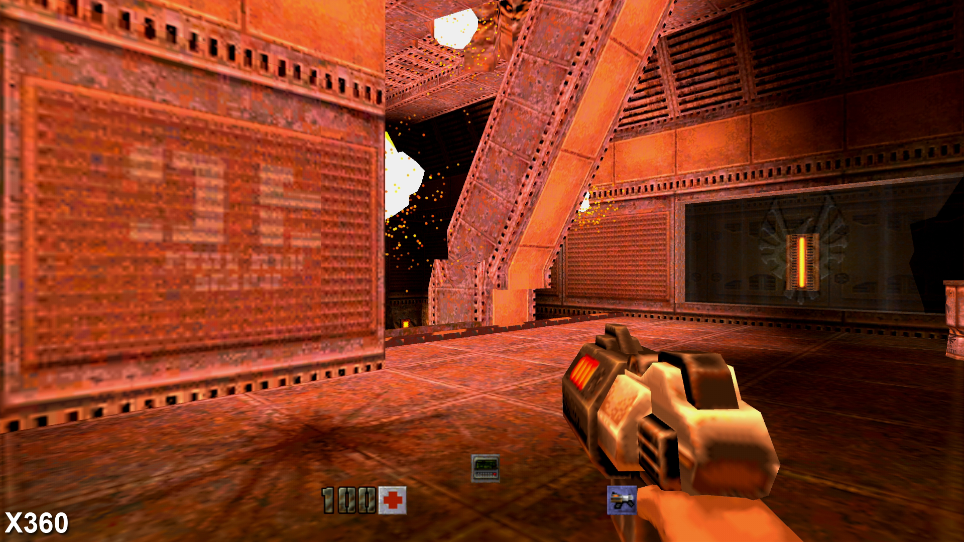 Quake 2 on Xbox 360: the first console HD remaster