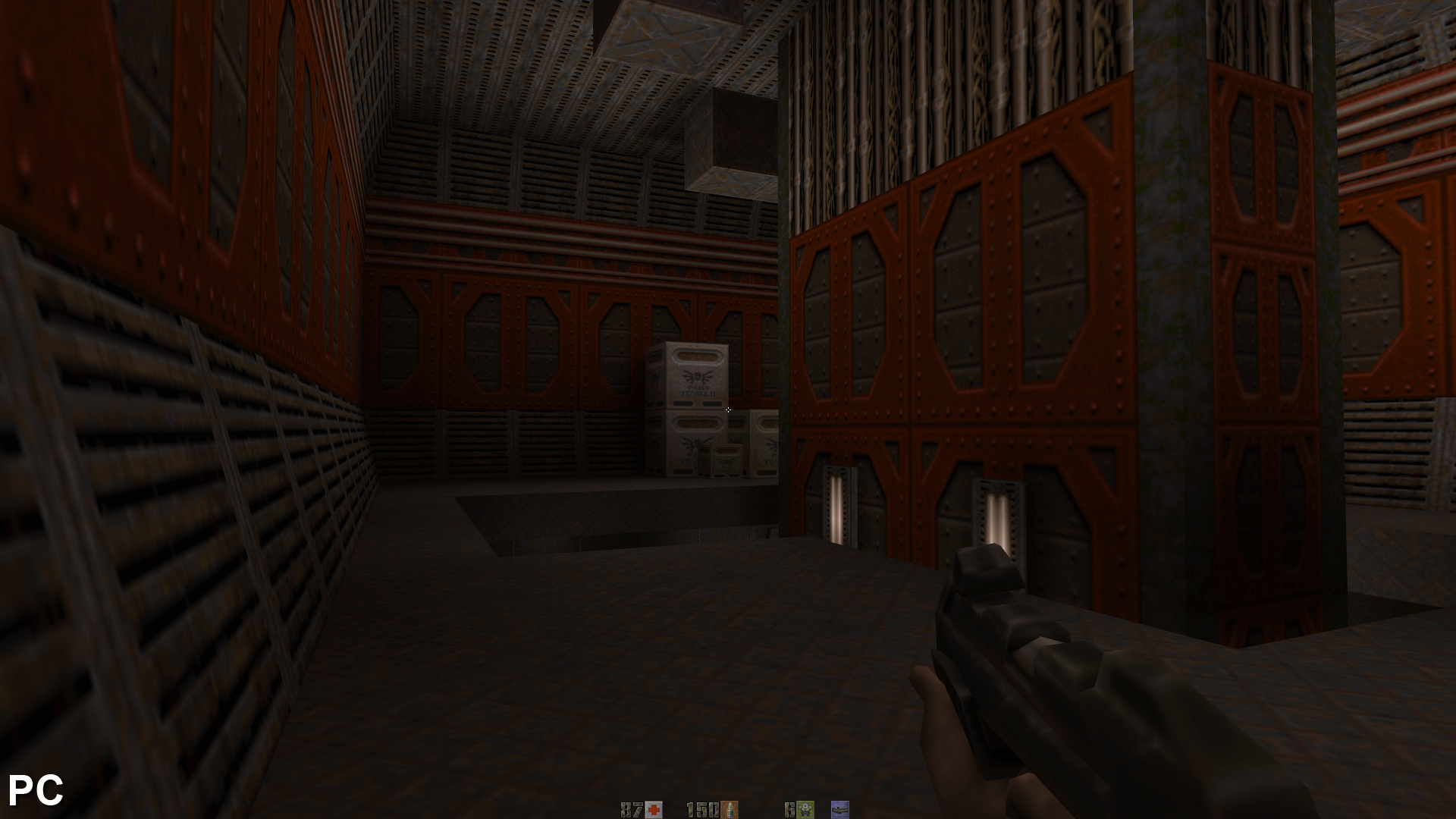 Quake 2 on Xbox 360: the first console HD remaster • Eurogamer net