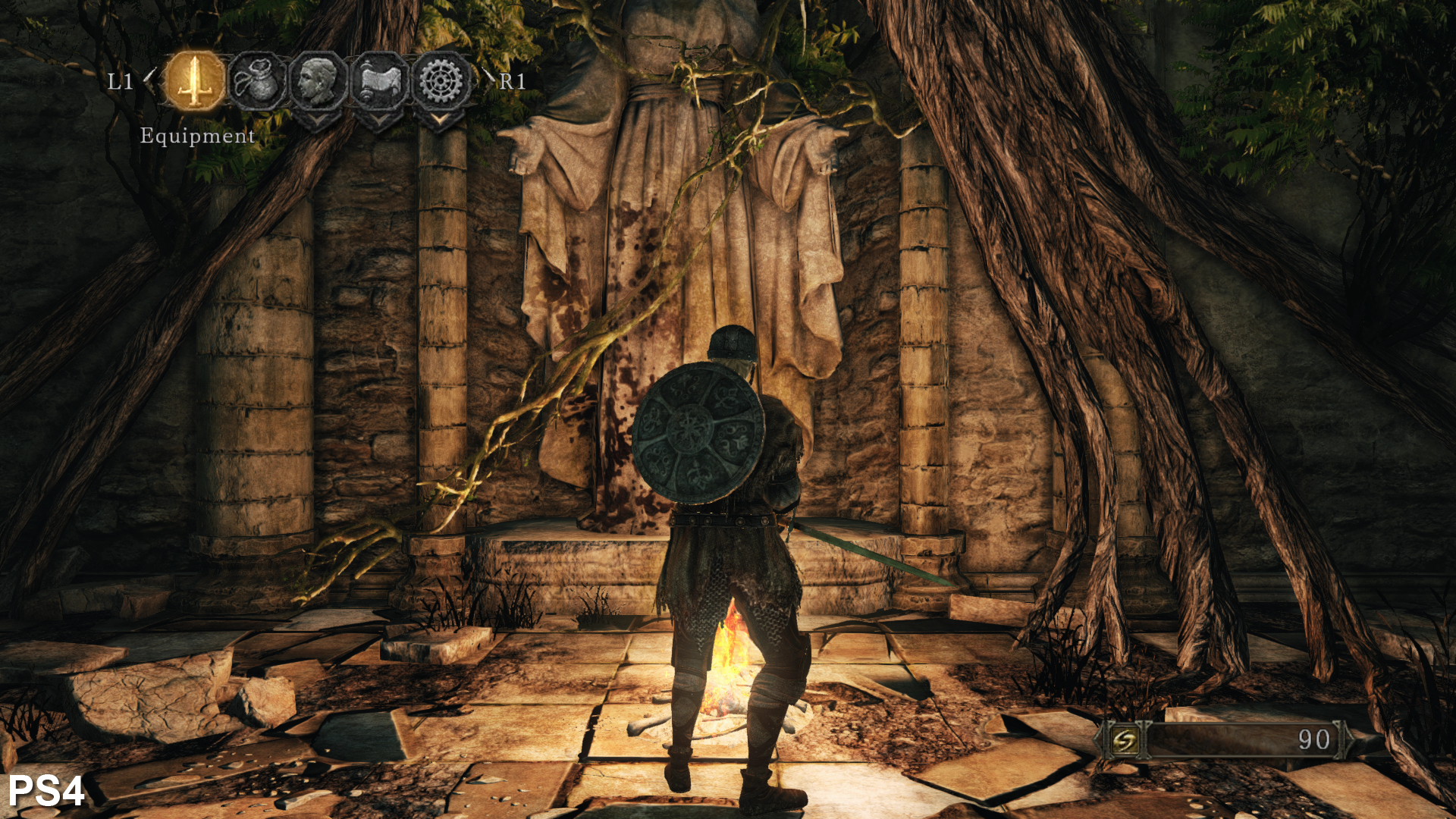 Digital Foundry: Hands-on with Dark Souls 2 on PS4