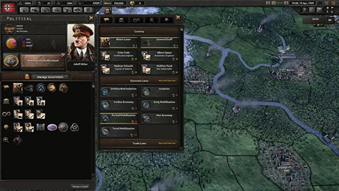 What it's like playing as Hitler in Hearts of Iron 4 • Eurogamer net