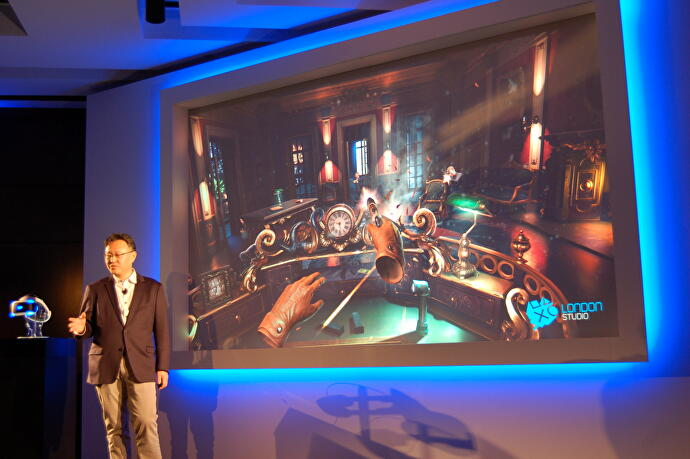 1e0b3eac60d Digital Foundry  Hands-on with Sony s near-final Project Morpheus ...