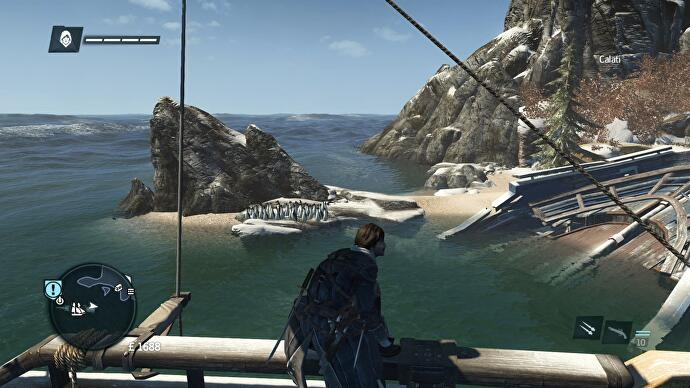 Assassin's Creed Rogue 3