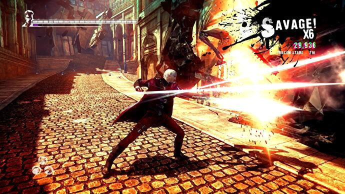 DmC Devil May Cry: Definitive Edition 2