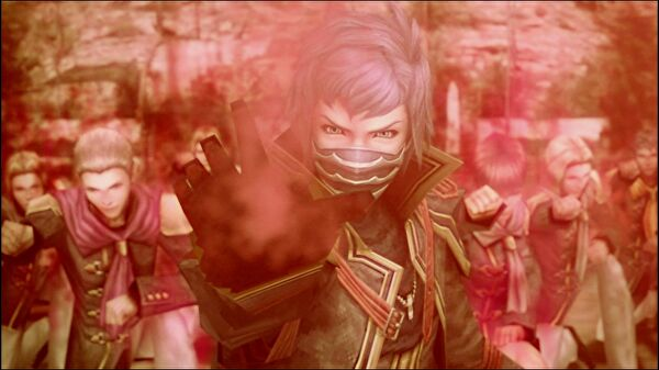 Final Fantasy Type-0 HD 2