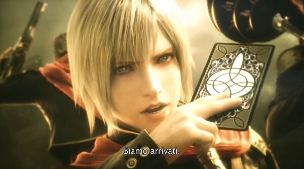 Final Fantasy Type-0 HD 3
