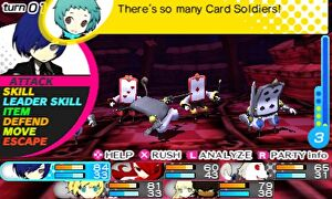 Persona Q Shadow of the Labyrinth 2