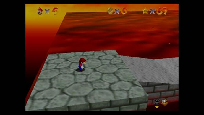 What made Super Mario 64 so special? • Eurogamer net